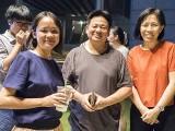 Pianovers Meetup #58, Jaeyong, Audrey, Gee Yong, and May Ling