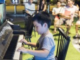 Pianovers Meetup #59, Jayden Peter performing