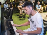 Pianovers Meetup #59, Chen Wenlong performing