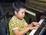 Pianovers Meetup #60, Jayden performing