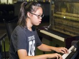 Pianovers Meetup #60, Jacelynn performing
