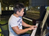 Pianovers Meetup #60, Edward Loh performing