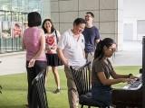 Pianovers Meetup #61, Teik Lee, May Ling, Winny, Gee Yong, Hiro, Erika, and Heng Loong