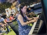 Pianovers Meetup #61, Jenny performing