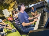 Pianovers Meetup #61, Siew Tin performing
