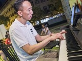 Pianovers Meetup #61, Teik Lee performing