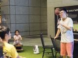 Pianovers Meetup #61, Zhi Yuan sharing with us