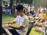 Pianovers Meetup #61, Yuchen performing