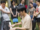 Pianovers Meetup #61, Jaeyong playing