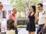 Pianovers Meetup #62, Teik Lee, Albert, Chuu Yii, Anne, and David