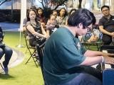 Pianovers Meetup #62, Zafri performing for us