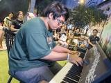 Pianovers Meetup #62, Zafri performing