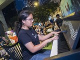 Pianovers Meetup #62, Victoria performing