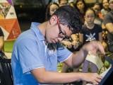 Pianovers Meetup #62, Yuchen performing