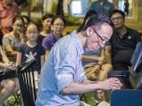Pianovers Meetup #62, Teik Lee performing