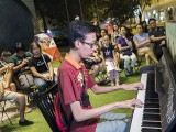 Pianovers Meetup #62, Wen Jun performing