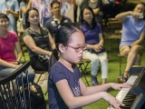 Pianovers Meetup #62, Cherelle performing