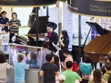 Piano Marathon @ ION Orchard 2017, Event booth