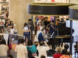 Piano Marathon @ ION Orchard 2017, Teik Lee performing #3