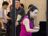 Piano Marathon @ ION Orchard 2017, Jenny performing #2