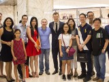 Piano Marathon @ ION Orchard 2017, Pianovers group picture #3, with Adam Gyorgy