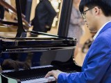 Piano Marathon @ ION Orchard 2017, Jaeyong performing #1
