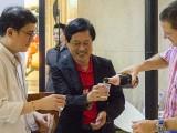 Piano Marathon @ ION Orchard 2017, Phan Ming Yen, Ong Eng Huat, and Alexander Melchers