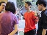 Pianovers Meetup #63, David, May Ling, Albert, Theng Beng, Jaeyong, and Zhi Yuan