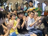 Pianovers Meetup #63, Applause for Siew Tin