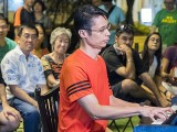 Pianovers Meetup #63, Theng Beng performing