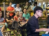 Pianovers Meetup #63, Jaeyong performing