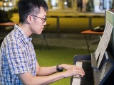 Pianovers Meetup #63, Kenneth Guan performing