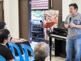 Pianovers Meetup #64, Gee Yong sharing