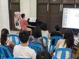 Pianovers Meetup #64, Wayne performing for us
