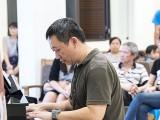 Pianovers Meetup #64, Gavin performing