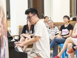 Pianovers Meetup #64, Zhi Yuan performing