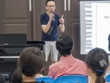 Pianovers Meetup #64, Teik Lee sharing