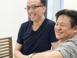 Pianovers Meetup #64, Teik Lee, and Gee Yong