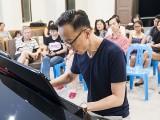 Pianovers Meetup #64, Teik Lee performing