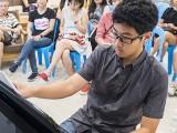 Pianovers Meetup #64, Yuchen performing
