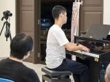 Pianovers Meetup #64, Darren performing