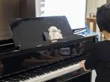 Pianovers Meetup #64, Julia performing