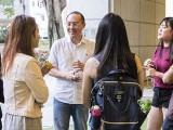 Pianovers Meetup #65, Seng Chin, Yong Meng, and NUS Piano Ensemble members
