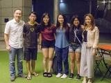 Pianovers Meetup #65, Yong Meng, Ambrose, Joan, Huai Tian, Daphne, Rachel