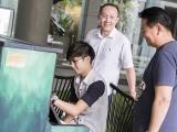 Pianovers Meetup #66, Yew Siang, Yong Meng, and Gee Yong
