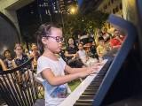 Pianovers Meetup #66, Emma performing