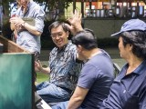 Pianovers Meetup #66, Chris and Gee Yong Hi-Five