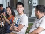 Pianovers Meetup #67, Tanwei, Yong Qin, and Debashis