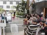 Pianovers Meetup #68 (Tanjong Pagar Centre), Yong Meng presenting Pianovers Meetup