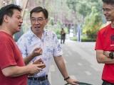 Pianovers Meetup #68 (Tanjong Pagar Centre), Gee Yong, Chris, and Theng Beng